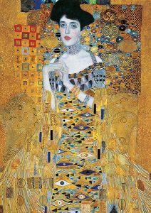 Puzzle Trefl  500 dílků  Portrét Adele Bloch-Bauer , Klimt  37217