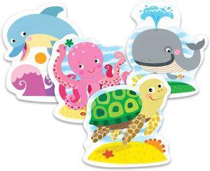 Puzzle Trefl Baby Mořští živočichové 36055