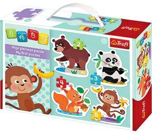 Puzzle Trefl  Baby   Pamlsky   36056