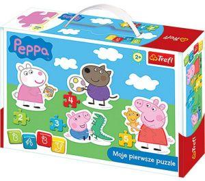 Puzzle Trefl  Baby   Prasátko Peppa 36061