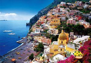 TREFL Puzzle 500 dílků - Město Positano Itálie 37145