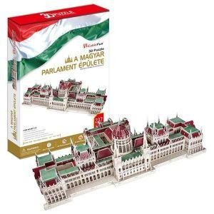 3 D PuzzlePuzzle  CubicFun -  Parlament v Budapešti   242 dílků   20111
