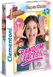 Clementoni Puzzle 104 dílků - Soy Luna  27962