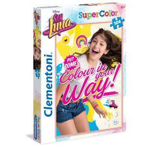 Clementoni Puzzle 104 dílků - Soy Luna  27966