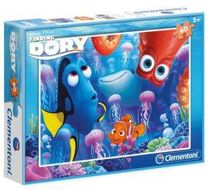 Dětské puzzle Clementoni  60 dílků  - Hledá se Dory   08421