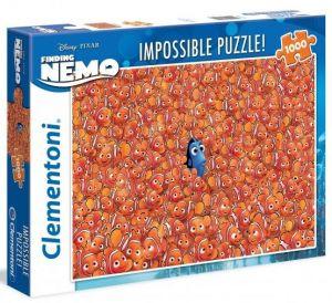Puzzle Clementoni 1000 dílků - Nekonečný Nemo  39359