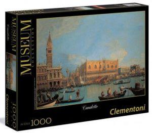 Puzzle Clementoni 1000 dílků - Palác Ducale  39346
