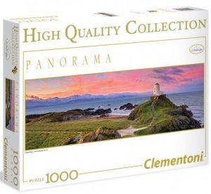 Puzzle Clementoni 1000 dílků panorama -  Maják     39342