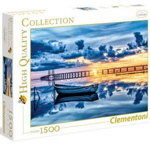 Puzzle Clementoni 1500 dílků  - Oresund  31677
