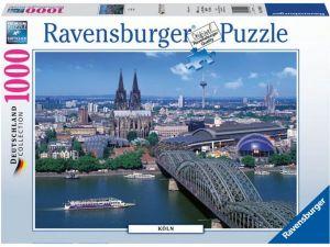 Puzzle Ravensburger 1000 dílků - Kolín nad Rýnem  194582