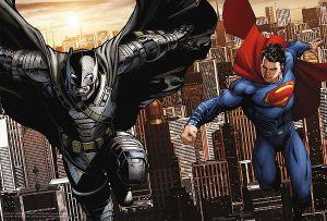 Puzzle Trefl 160 dílků - Batman vs Superman - 15332