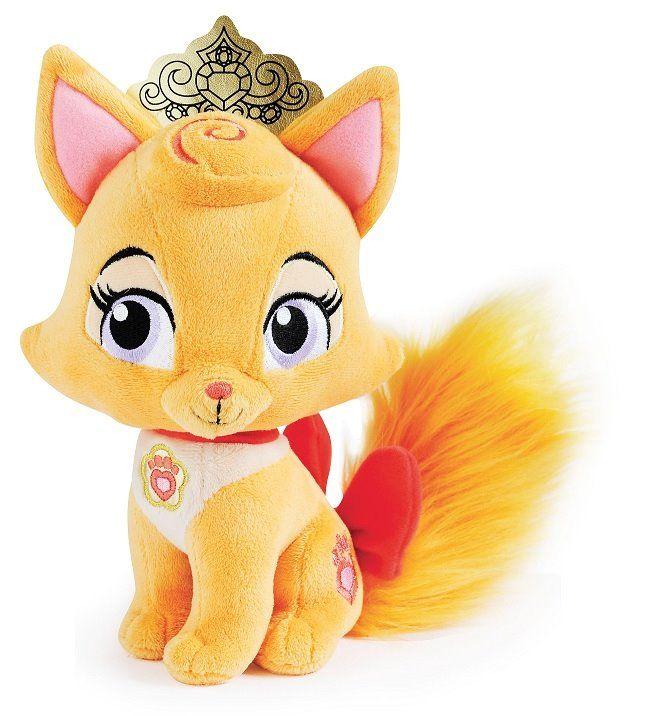 Disney - Palace Pets - 25 cm plyšák - Nuzzles - Lištička Šípkové Růženky