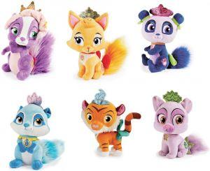 Disney - Palace Pets - 25 cm plyšák - Sultán - Tygřík princezny Jasmíny
