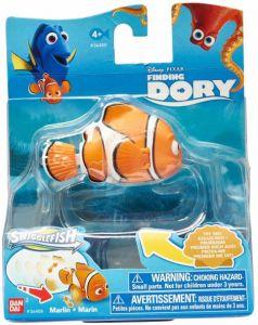 Jezdící  figurka Marlin  -  Hledá se Dory - Bandai