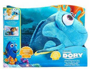 Plyšová hračka - plyšák Dory 30 cm mluvící   -  Hledá se Dory - Bandai