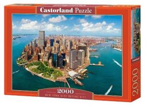 Puzzle Castorland 2000 dílků  New York    200573
