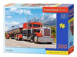 Puzzle Castorland 300 dílků - 030033 - Kamión Peterbilt