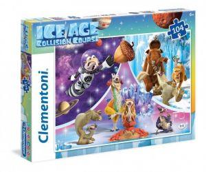 Puzzle Clementoni 104 dílků  -  Doba ledová  27964