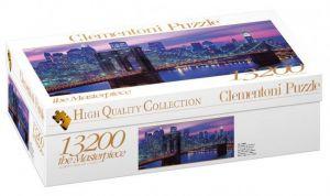 Puzzle Clementoni 13200 dílků - New York - 38009