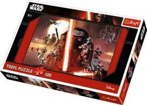 Puzzle Trefl 100 dílků - Star Wars 16297