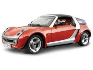 Smart Roadster  coupe  - auto 1:18  Bburago