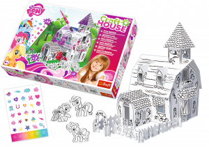 Trefl 3D puzzle - Craft Castle - Farma Applejack 20083