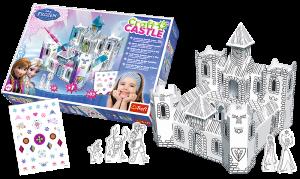Trefl 3D puzzle - Craft Castle - Královský zámek  Anny a Elsy  20084