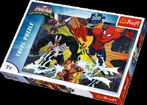 TREFL Puzzle  200 dílků - Spiderman  13205