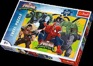 TREFL Puzzle  260 dílků - Spiderman  13218