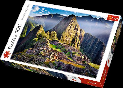 TREFL Puzzle 500 dílků - Machu Picchu 37260