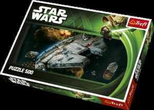 TREFL Puzzle  500 dílků -  Star Wars   37186
