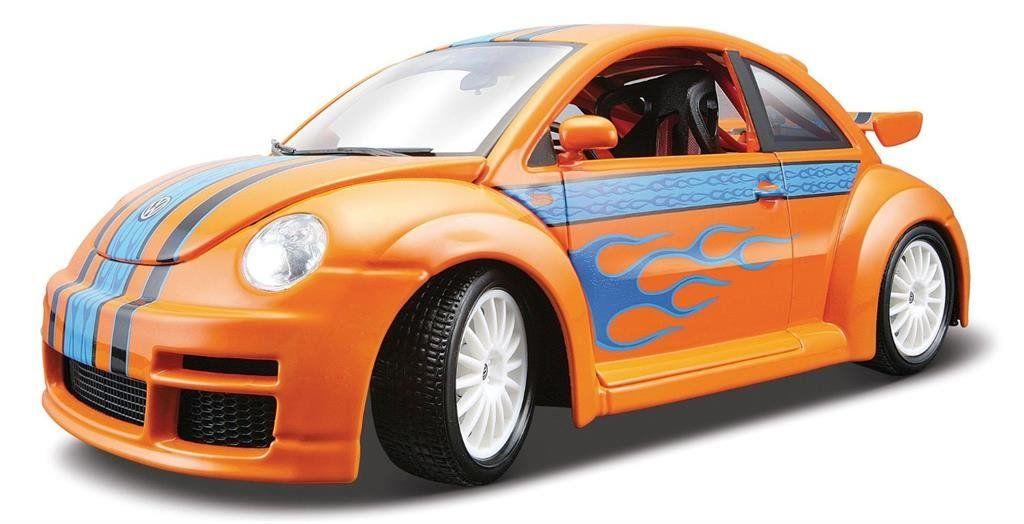 Volkswagen New Beetle Cup Auto 1:18 Bburago