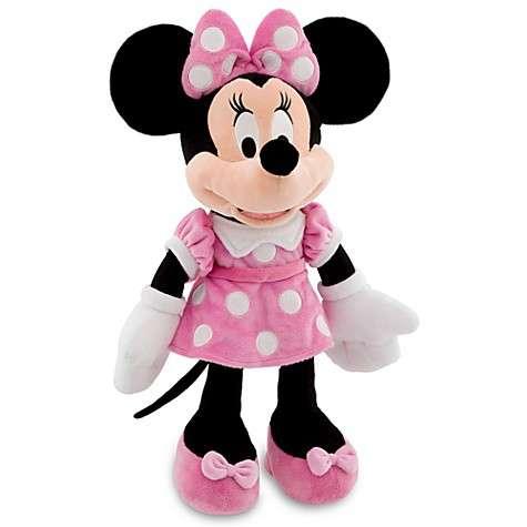 Plyšová Minnie Mouse 43 cm DISNEY