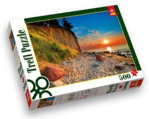 500 dílků Útes Orlowski - puzzle Trefl
