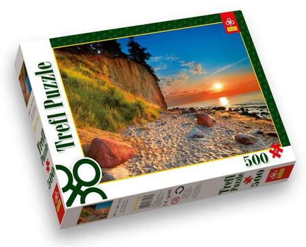 500 dílků Útes Orlowski - Polsko - puzzle Trefl 37118