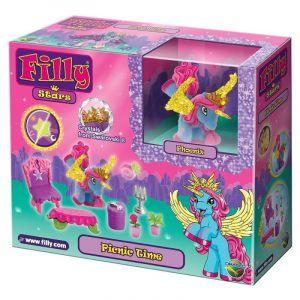 EP Line Filly Stars Glitter hrací set koník