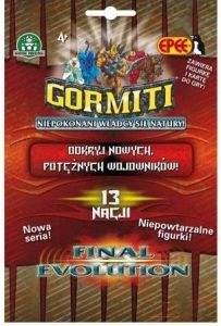 Gormiti - Final Evolution sáček s 1 figurkou Epee a EP Line