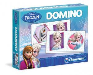 Obrázkové domino Clementoni   - Frozen - Ledové království