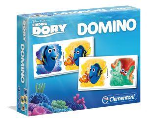 Obrázkové domino Clementoni   -  Hledá se Dory