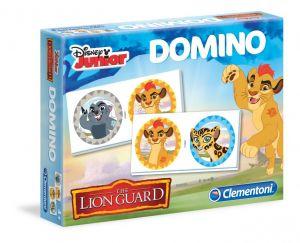 Obrázkové domino Clementoni   -  Lví hlídka