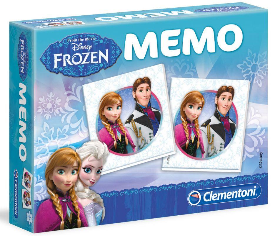 Pexeso ( Memo ) Clementoni - Frozen - Ledové království