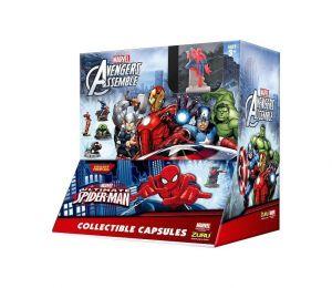 Pouzdro s figurkou - Marvel - Spiderman & Avengers 02224