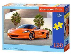 Puzzle Castorland 120 dílků - Vision SZR concept car  13159
