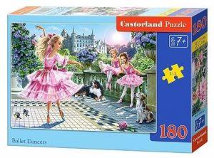Puzzle Castorland 180 dílků - Baletka  018222