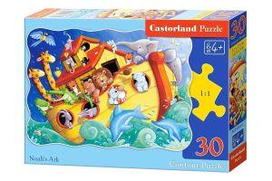 Puzzle Castorland  30 dílků - Noemova archa  03556