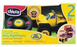 Chicco Auto Billy terénní žluté 617590