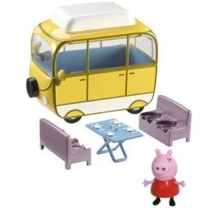 Prasátko PEPPA - karavan s 1 figurkou