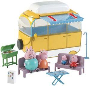 Prasátko PEPPA - karavan s rodinkou