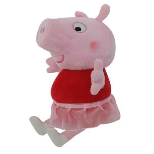 Prasátko Peppa - plyšák PEPPA balerína 25 cm - Peppa Pig TM Toys
