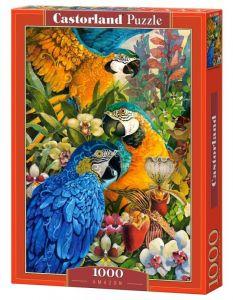 Puzzle Castorland  1000 dílků -  Amazonie  103485